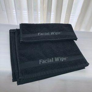 (10) Chortex Turkish Cotton Facial Wipe Washcloths